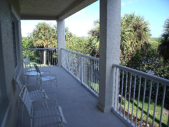 Doubletree Suites by Hilton Naples: Wrap Around Balcony