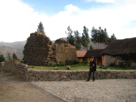 Colca Canyon (หุบเขากอลกา), เปรู: Our hotel in Yanque, Colca Canyon