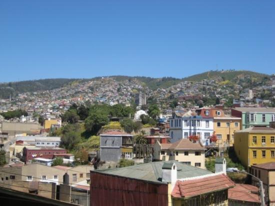 บัลปาราอีโซ, ชิลี: Valparaiso