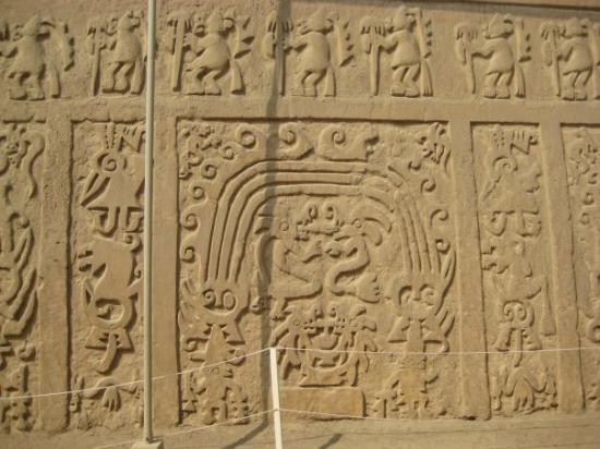 Ruins of the Rainbow Temple, Trujillo