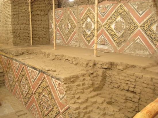 Ruins of the Moon Temple, Trujillo