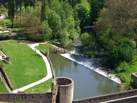 เมืองลักเซมเบิร์ก, ลักเซมเบิร์ก: Luxembourg Fortress