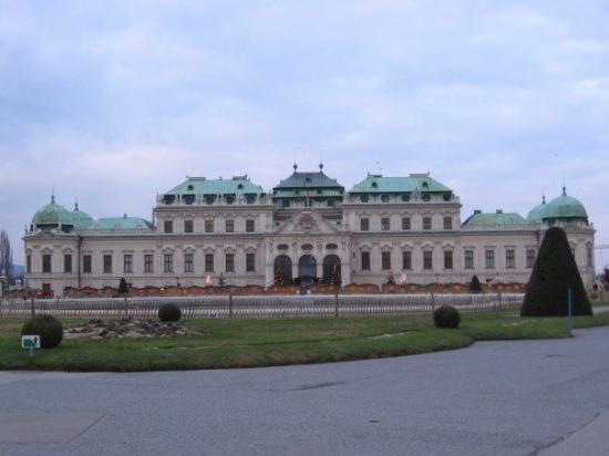Belvedere Palace Museum: Belvedere1