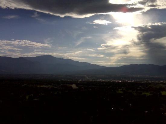 Pikes Peak ภาพถ่าย