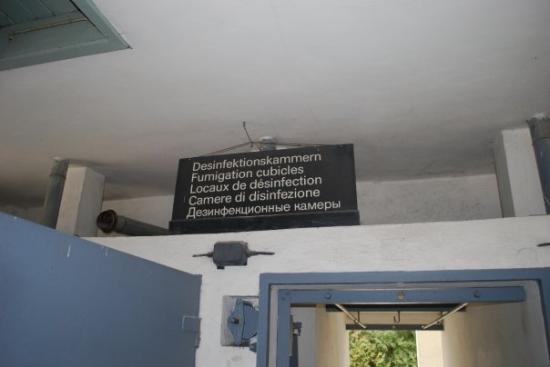 Dachau Concentration Camp Memorial Site Photo