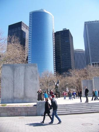 Battery Park: Nueva York, Nueva York, Estados Unidos