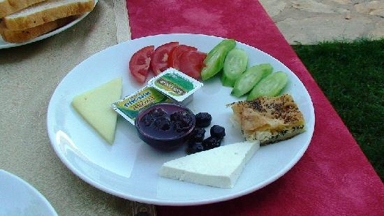 Hidden Garden : Breakfast dish