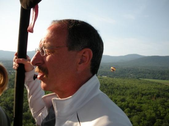 Stowe, VT: ... so Glenn and I are both glad we took the balloon ride and I'm looking for my next opportunit