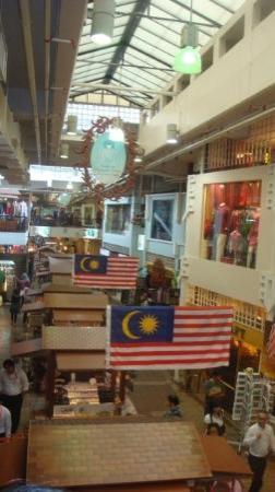 Central Market Kuala Lumpur: Central Market @pasar seni area