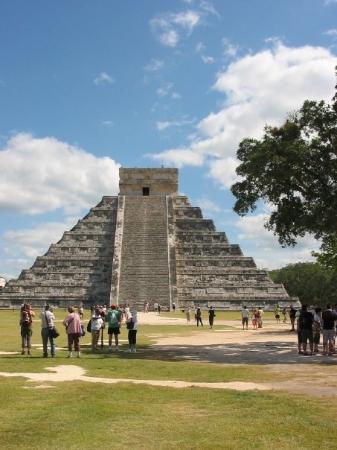 ชิเชนอิทซา: 2009 Chichen Itza, Mexico