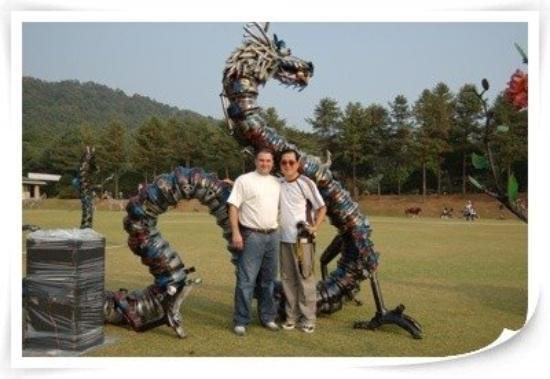 แทจ็อน , เกาหลีใต้: 2 Man who I love in my life!!