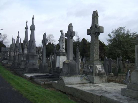 Cimetière de Glasnevin : Glasnevin cemetery