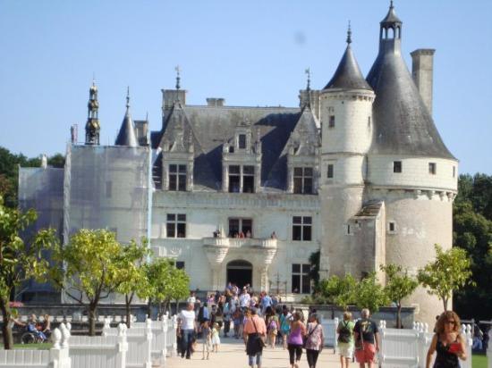 Chenonceaux, ฝรั่งเศส: Chenonceau