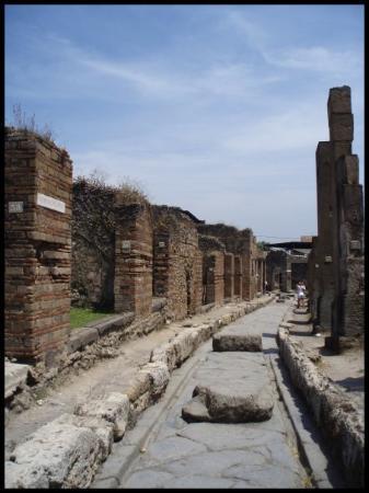 Scavi di Pompei: Pompeiji