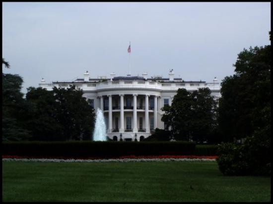 White House: Valkoinen talo