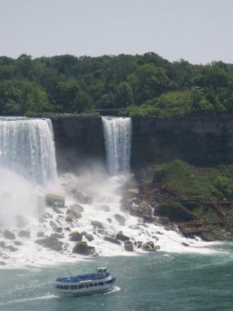 Foto Air Terjun Niagara
