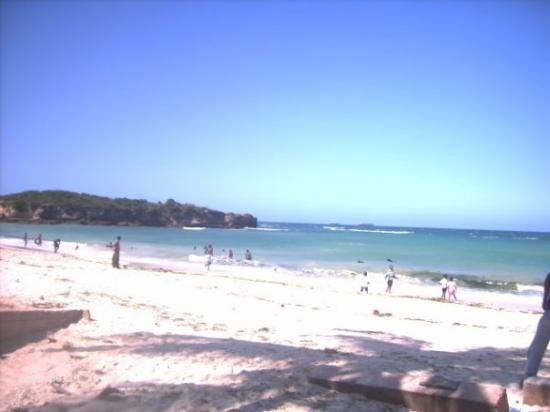 ดาร์ เอส ซาลาม, แทนซาเนีย: Coconut Beach i Dar es Salaam