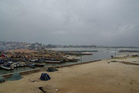 Elmina lagoon