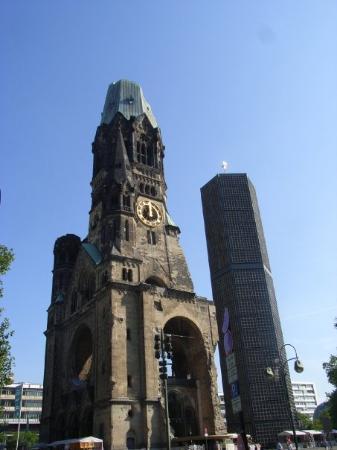 Kaiser Wilhelm Memorial Church ภาพถ่าย