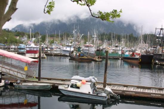 Sitka Ocean View Bed And Breakfast