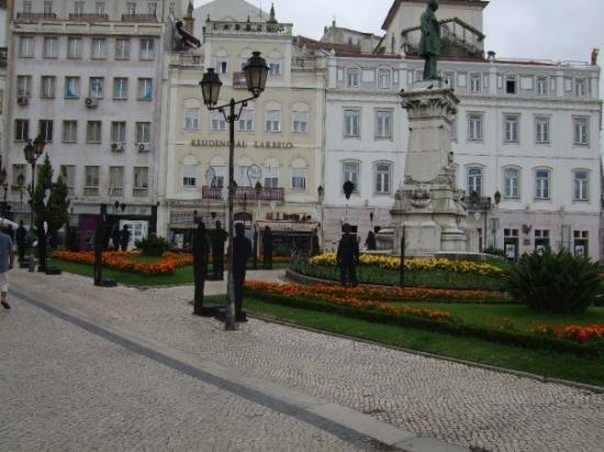 โกอินบรา, โปรตุเกส: Coimbra