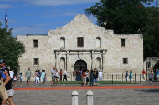The Alamo ภาพถ่าย