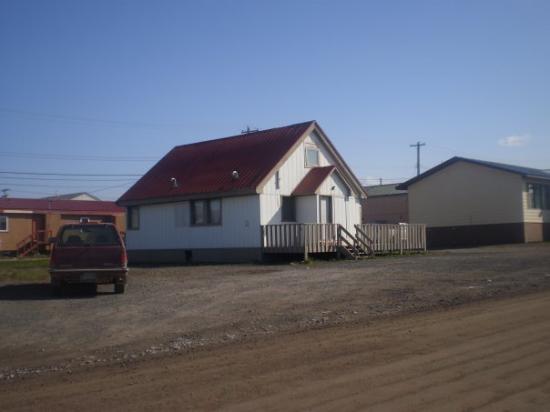 Kugluktuk, Canada: my home sweet home..