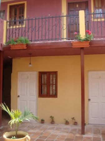 Siguatepeque, Honduras: Hoel Plaza la Fuente