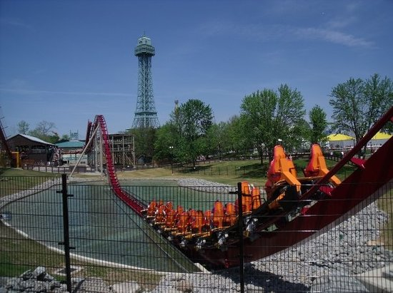 Mason, OH: The diamondback was scary!