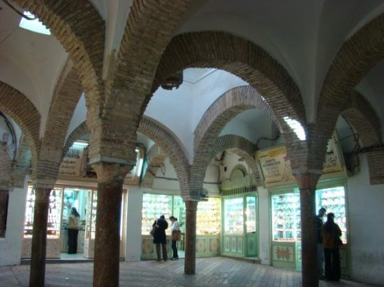 ตูนิส, ตูนิเซีย: Zoco de la medina