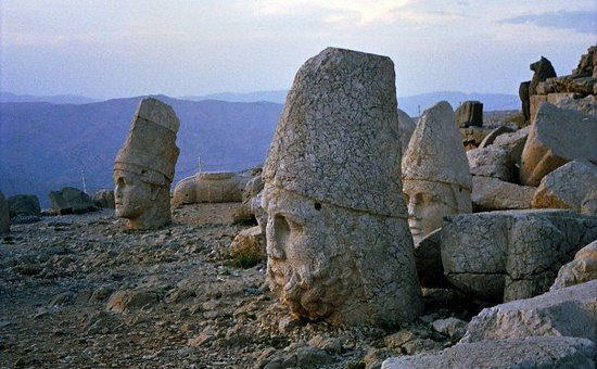 Adiyaman, Turkey: Mount Nemrut..one of the highlights of Turkey for me! A bit of history is below for those intere