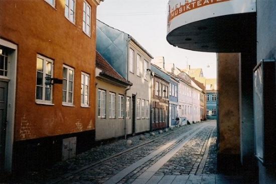 เฮลซิงเกอร์, เดนมาร์ก: Helsingoer - my town.. I love living there, but I still prefer Derby or Telford..