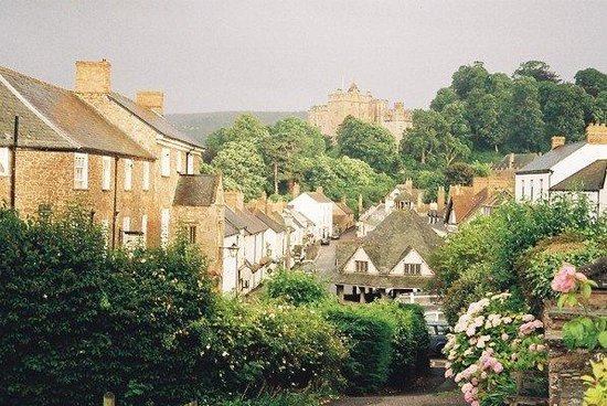 Hotels Dunster Somerset Uk