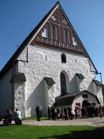 Cathedral of Porvoo : Porvoo, The Cathedral