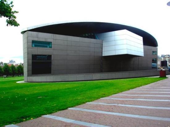 พิพิธภัณฑ์แวนโก๊ะห์ ภาพถ่าย