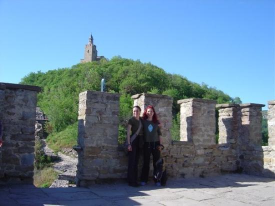 Tsarevets, Bulgaria: Царевец