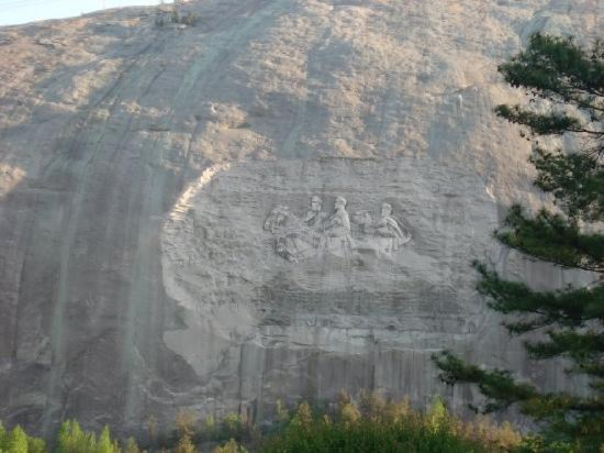Georgia: Stone Mountain