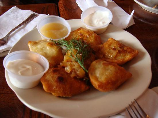 New York Fun Tours: Perogies from Krolewskie Jadlo