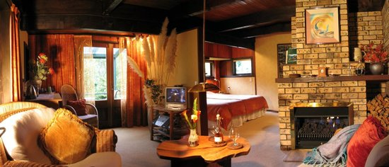 Bushland Park Lodge & Retreat : Our Room...... exquisite