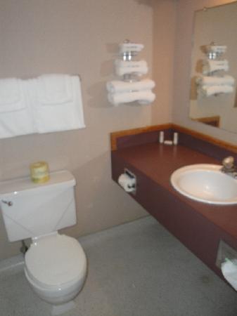 La Grande Inn: Bathroom