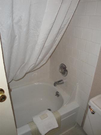 La Grande Inn: Shower
