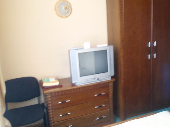 Habitación hotel Europe Irkutsk