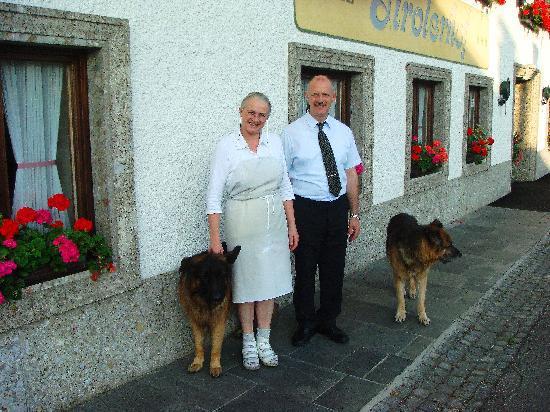Hotel Tirolerhof: The Owners