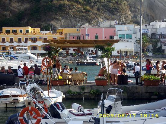 Hotel La Palma: porto