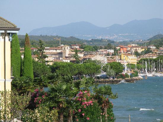 Hotel Lido International: View from balcony