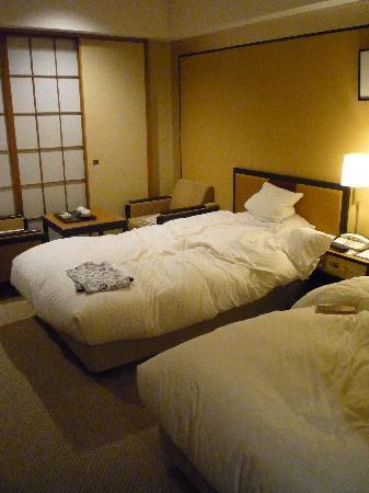 RIHGA Royal Hotel Kyoto: Hotel room