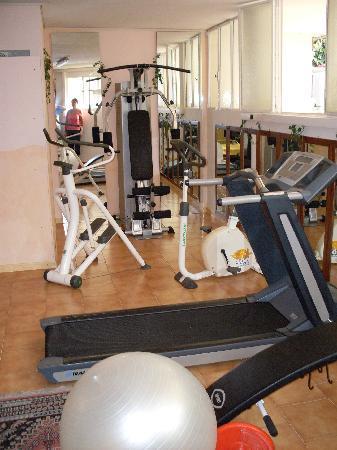Hotel Augusta: centro fitness