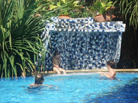 Kebun Impian: la piscine