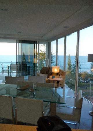 Oceans Mooloolaba: Main Living Area