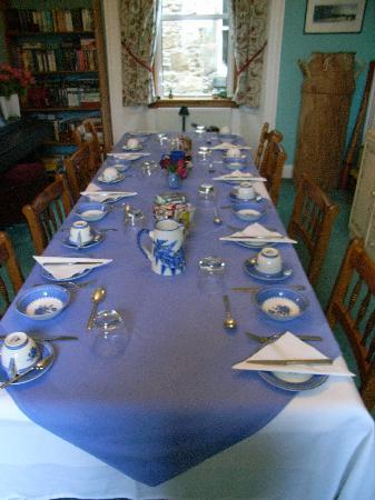 Joppa Turrets Guest House: great breakfast, goed ontbijt